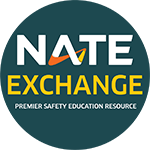 NATE EXCHANGE logo