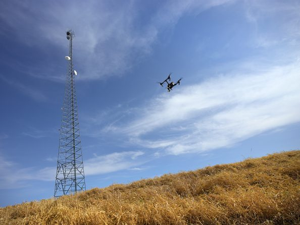 National Association of Tower Erectors (NATE) | UAS Operations - Drone Picture Sentera 2