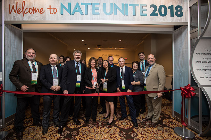 National Association of Tower Erectors | NATE UNITE 2018 Photographs