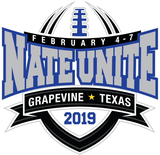 National Association of Tower Erectors (NATE) | NATE UNITE 2019 -Nu2019 Logo