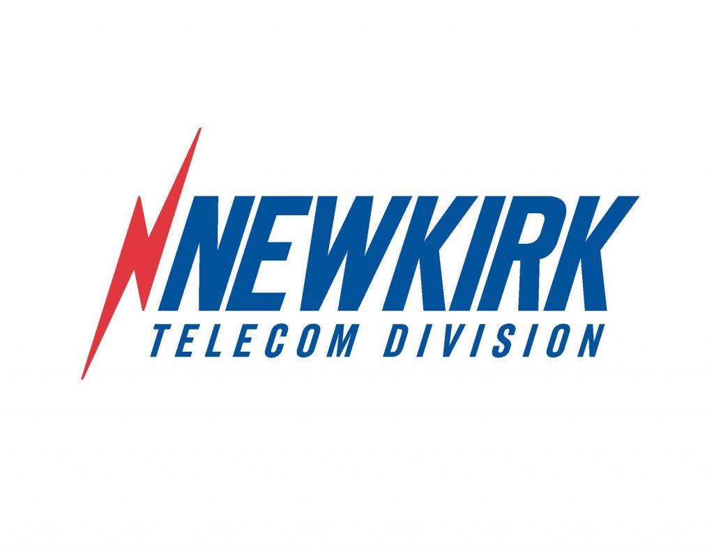 Newkirk Logo Blue Telecom