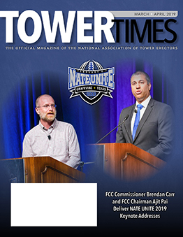 Mar Apr 2019 Tower Times Cover