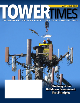 May June 2019 Tower Times Cover 262x339