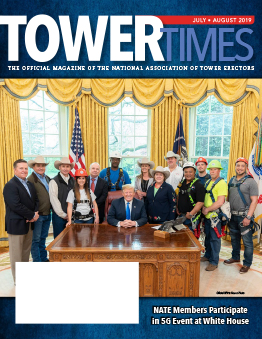 July August 2019 Tower Times Cover 262x339