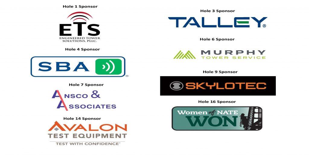 11 17 19 Hole Sponsors Logos