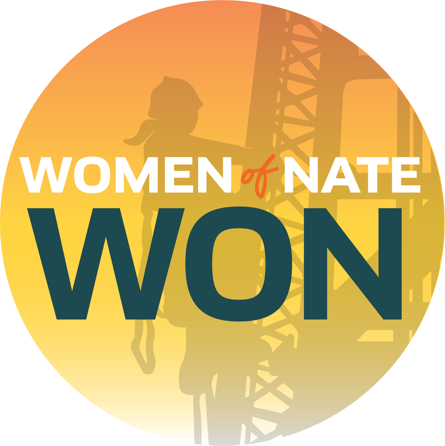 Women Of Nate New Logo 2020