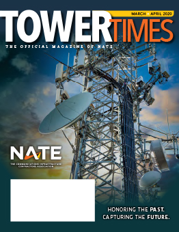 March April 2020 Tower Times Cover 262x339