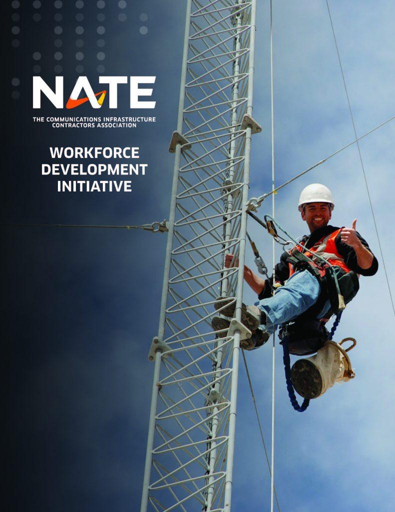 Nate Workforce Development Initiative Framework Cover