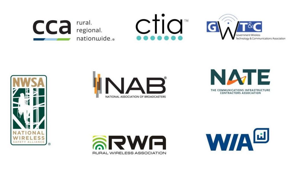 Coalition Of Industry Organizations Advocate For Workforce Development Logos 1