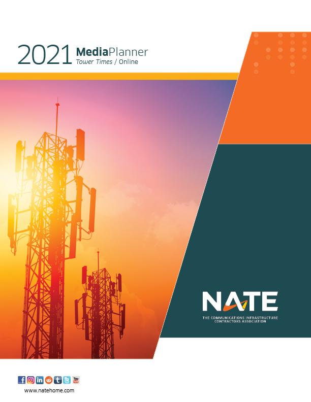 2021 Nate Media Planner Cover