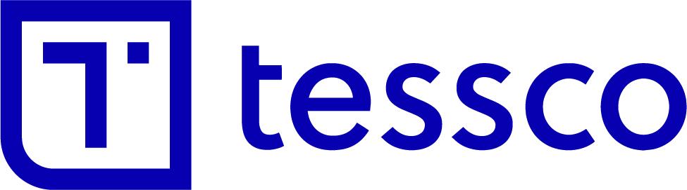 Tessco Logo Purple