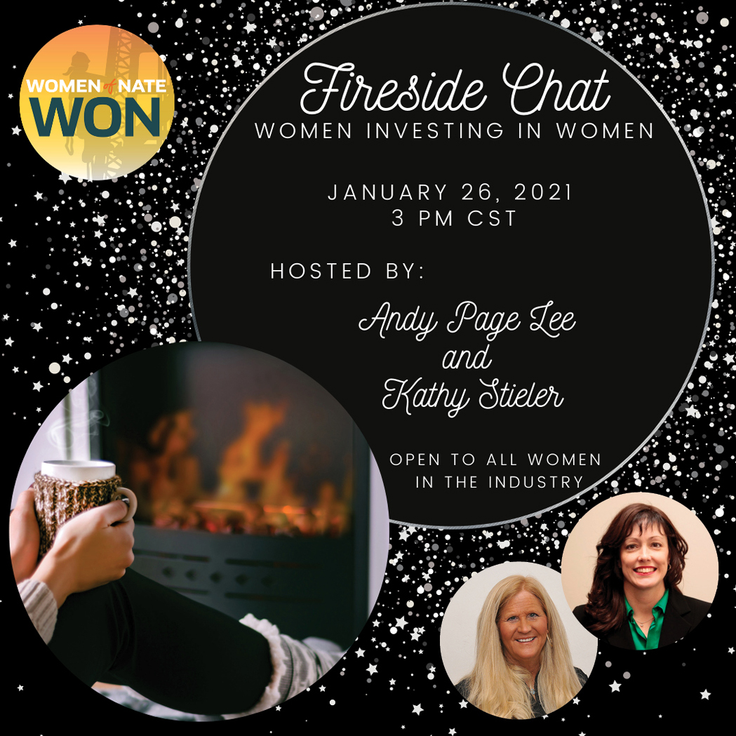 Won Fireside Chat Flyer