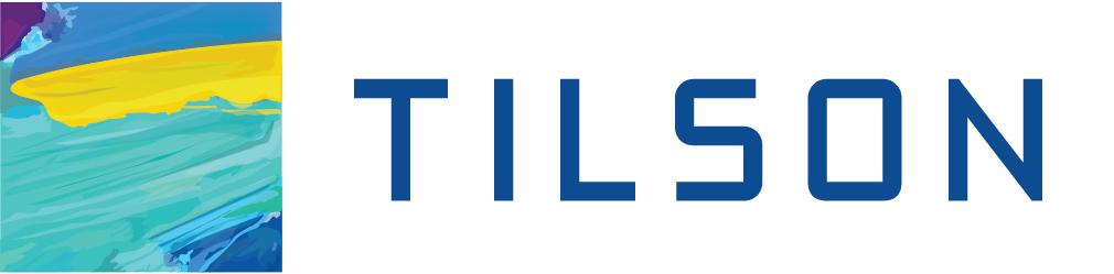 Tilson Logo Blue
