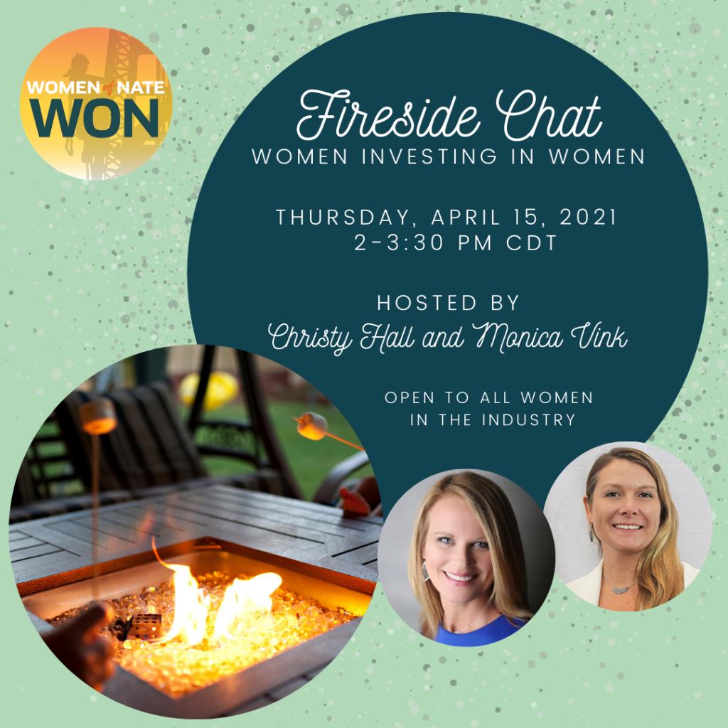 4 15 2021 Fireside Chat