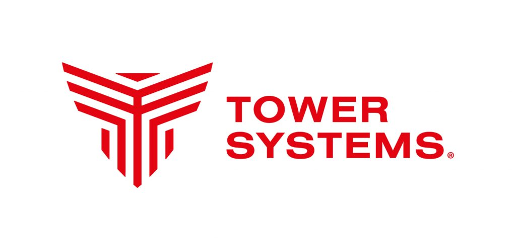 Towersystems Horiz Red