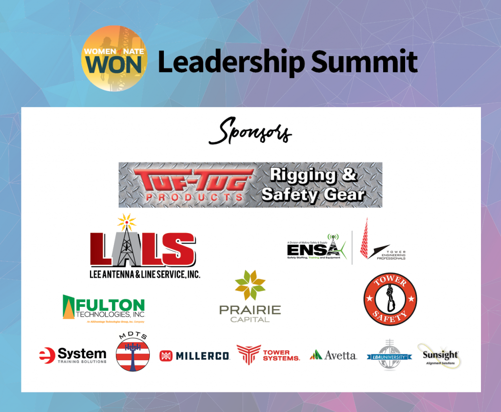 Won 2021 Leadership Summit Sponsors Rev 8 12 2021