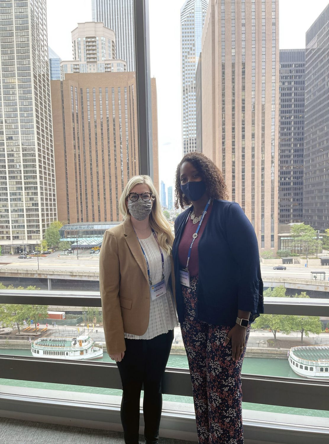 Audrey May And Amber Horton Mcwilliams Of Key Tower