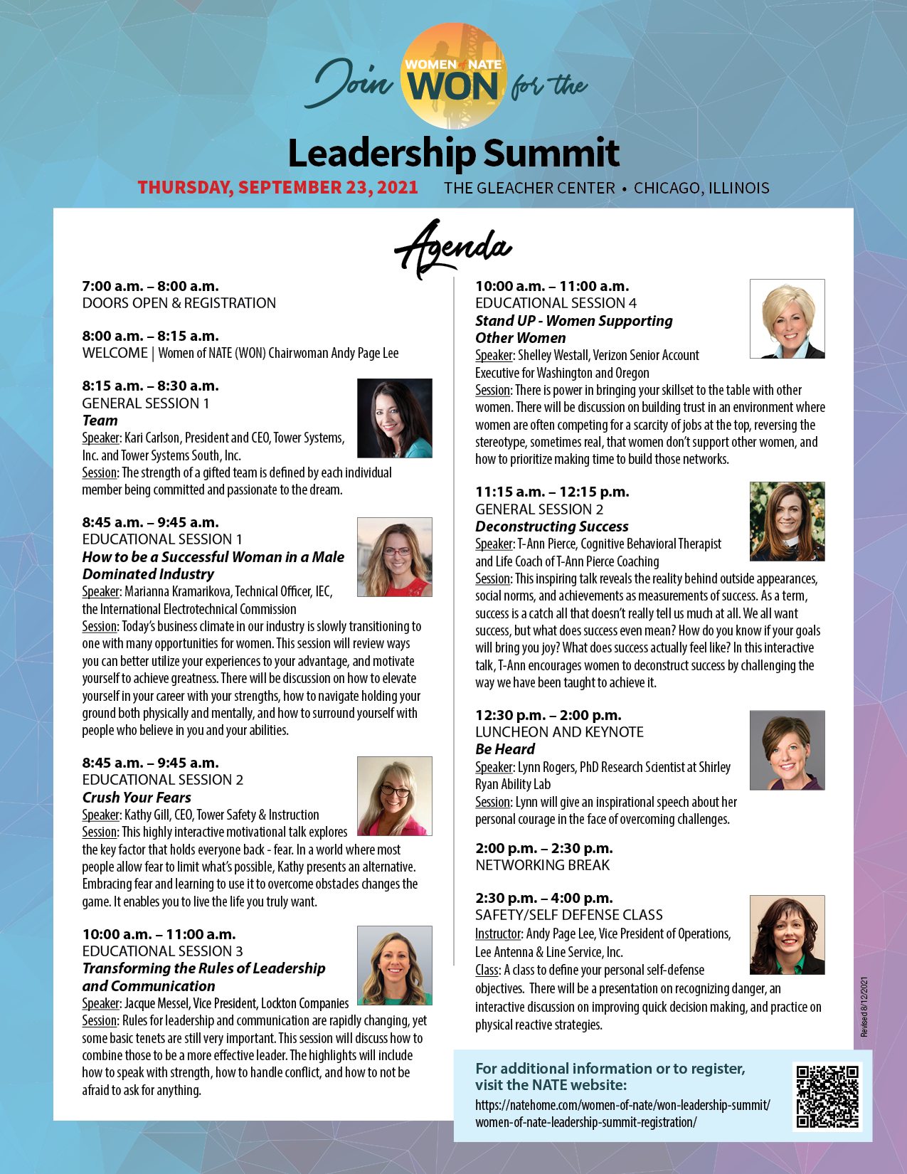 Won Summit 2021 Flyer W Speakers Rev 8 12 21b Pg2